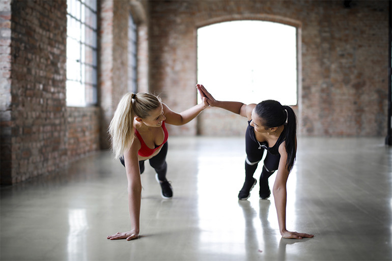 How exercise affects mental health girls