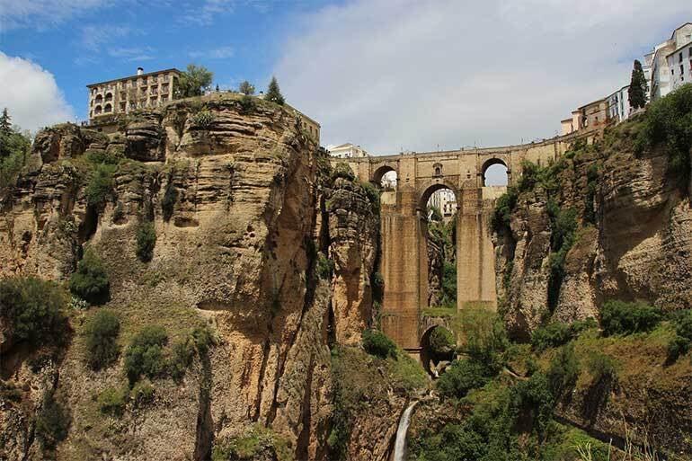 Spanish getaway trips Ronda