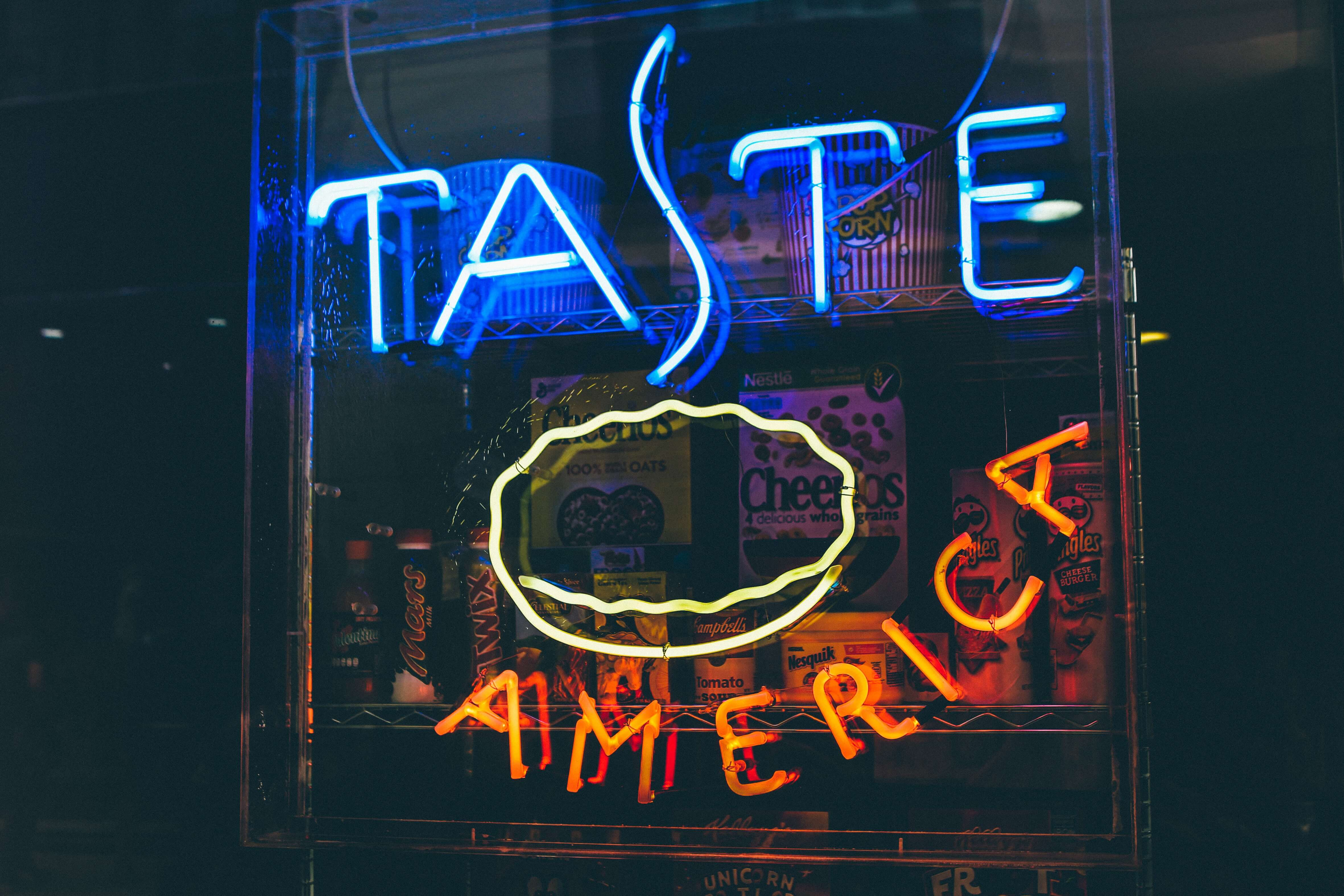 storefront frequented by american expats in spain