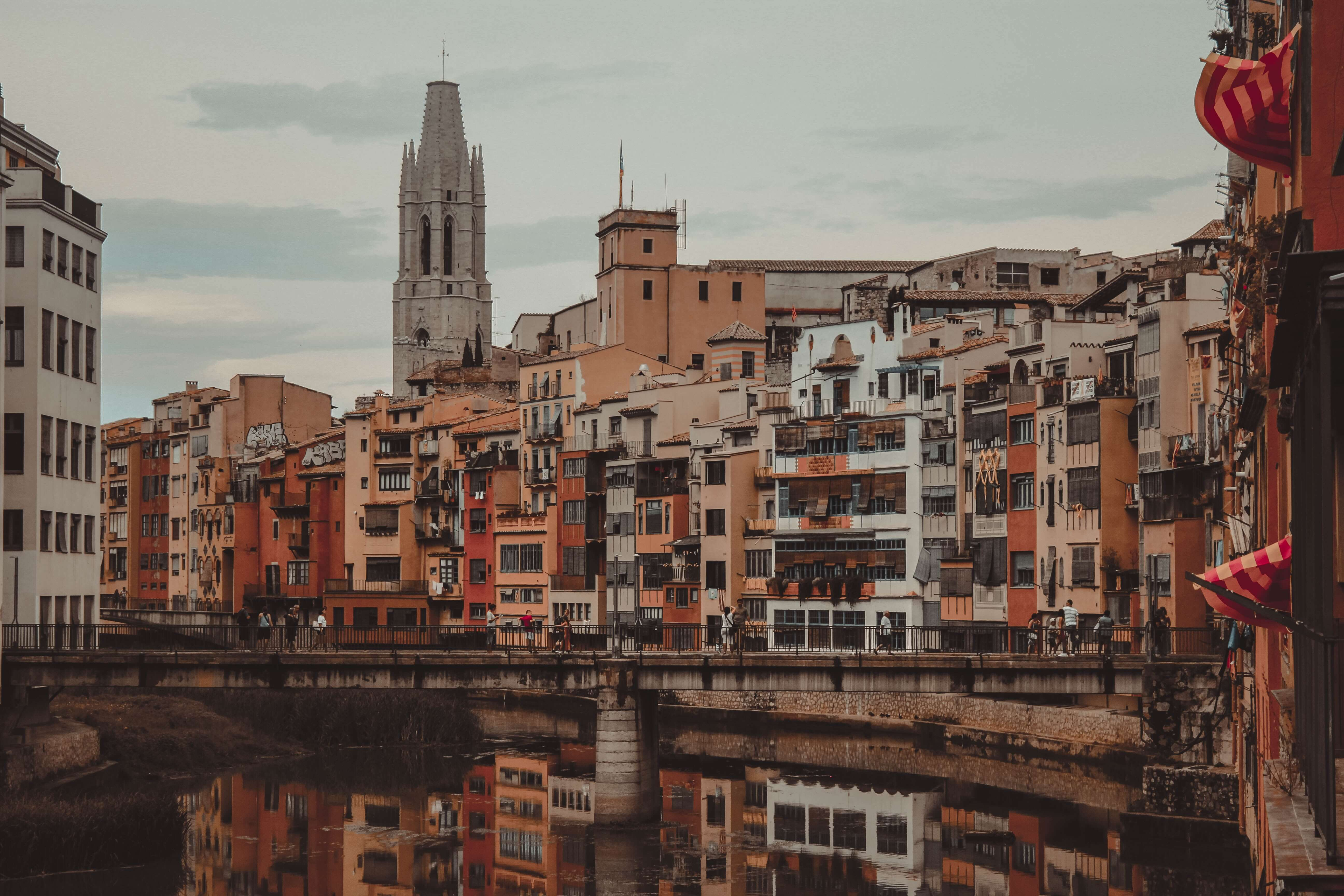 Girona is one of the top spots for autumn travel in Spain