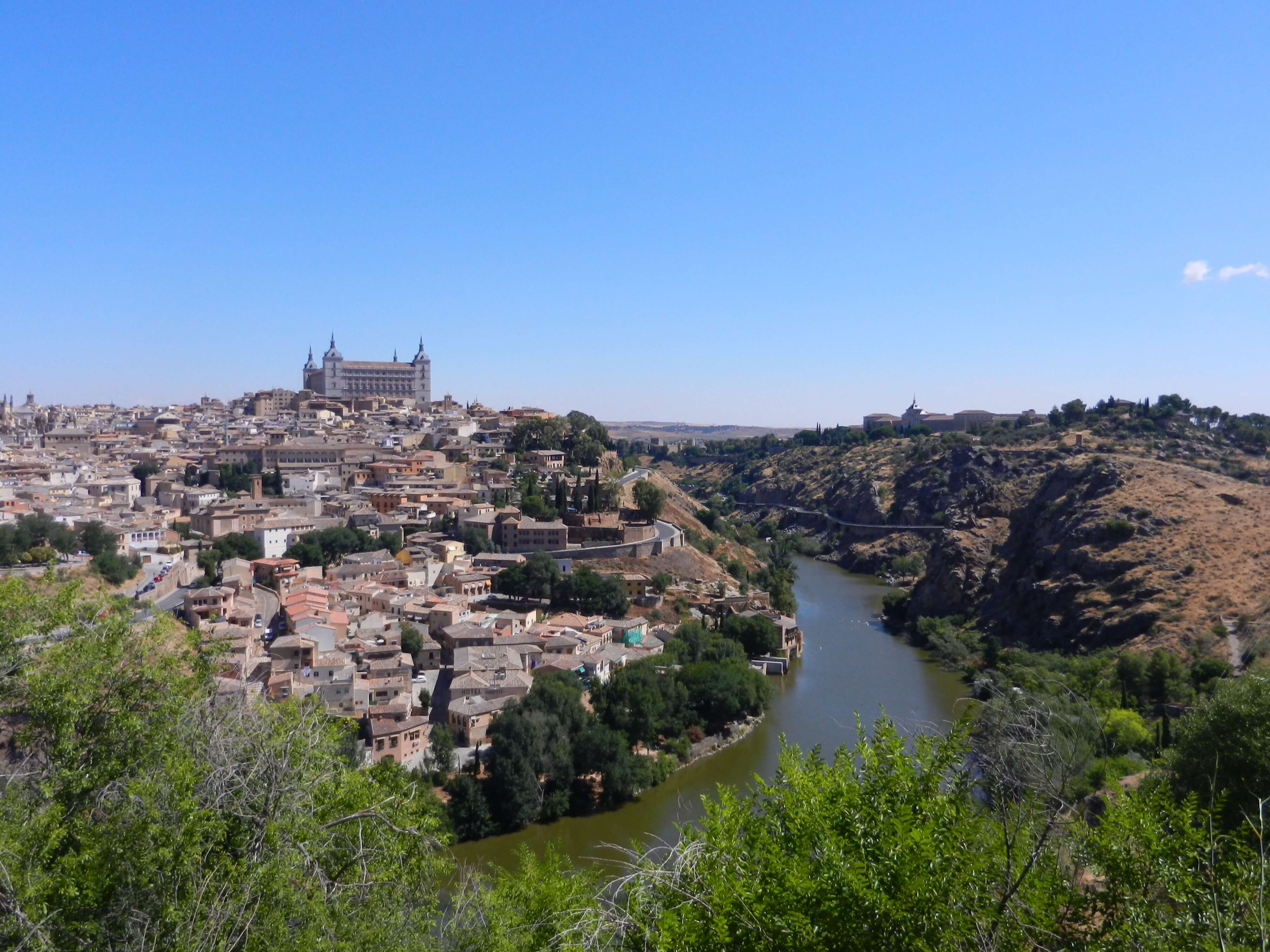 Autumn travel in Spain is best done in the medieval city of Toledo