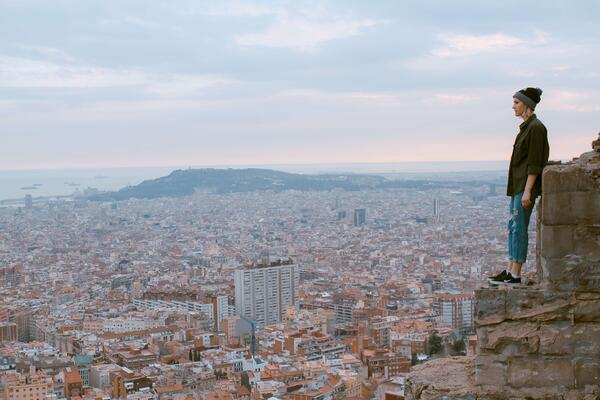 whether or not you use a car or public transport can influence the cost of living in barcelona