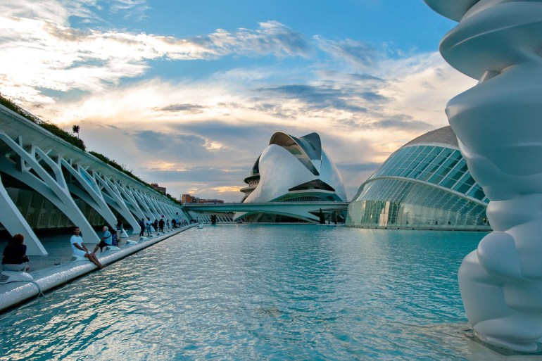 moving to valencia, spain you'll discover lots of cool architecture