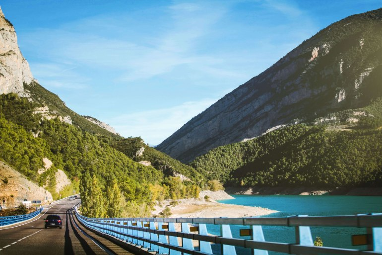 registering a car in spain lets you go on road trips