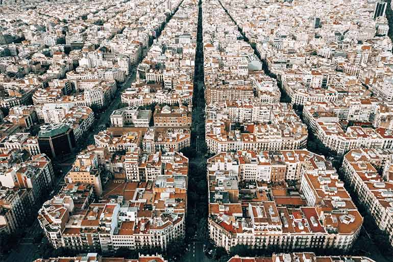 one bad thing about living in barcelona is the housing prices