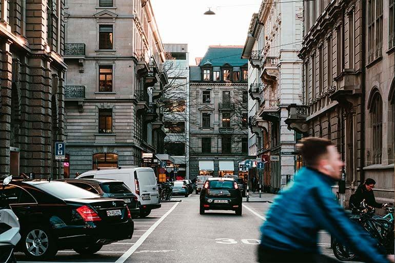 car green card city