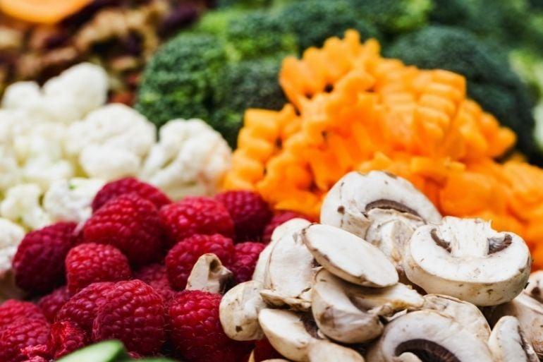 vegetarian myths mushrooms