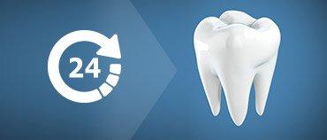 24-hour oral health advice