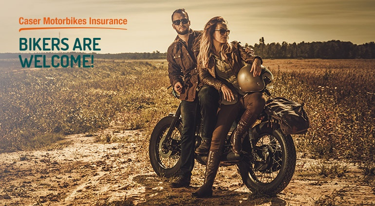 caser motorbike insurance