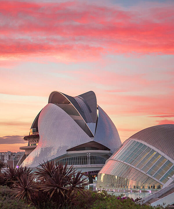 the city of arts and sciences is one of the best things to do in valencia