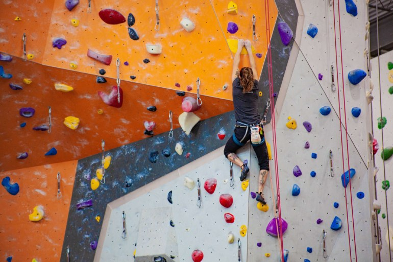 places to go climbing in Barcelona Rock Climbing spain