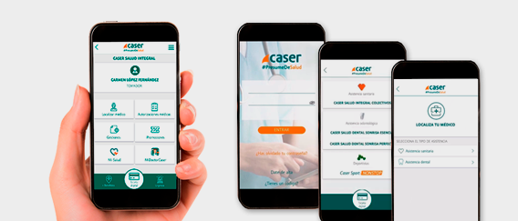 caser health app
