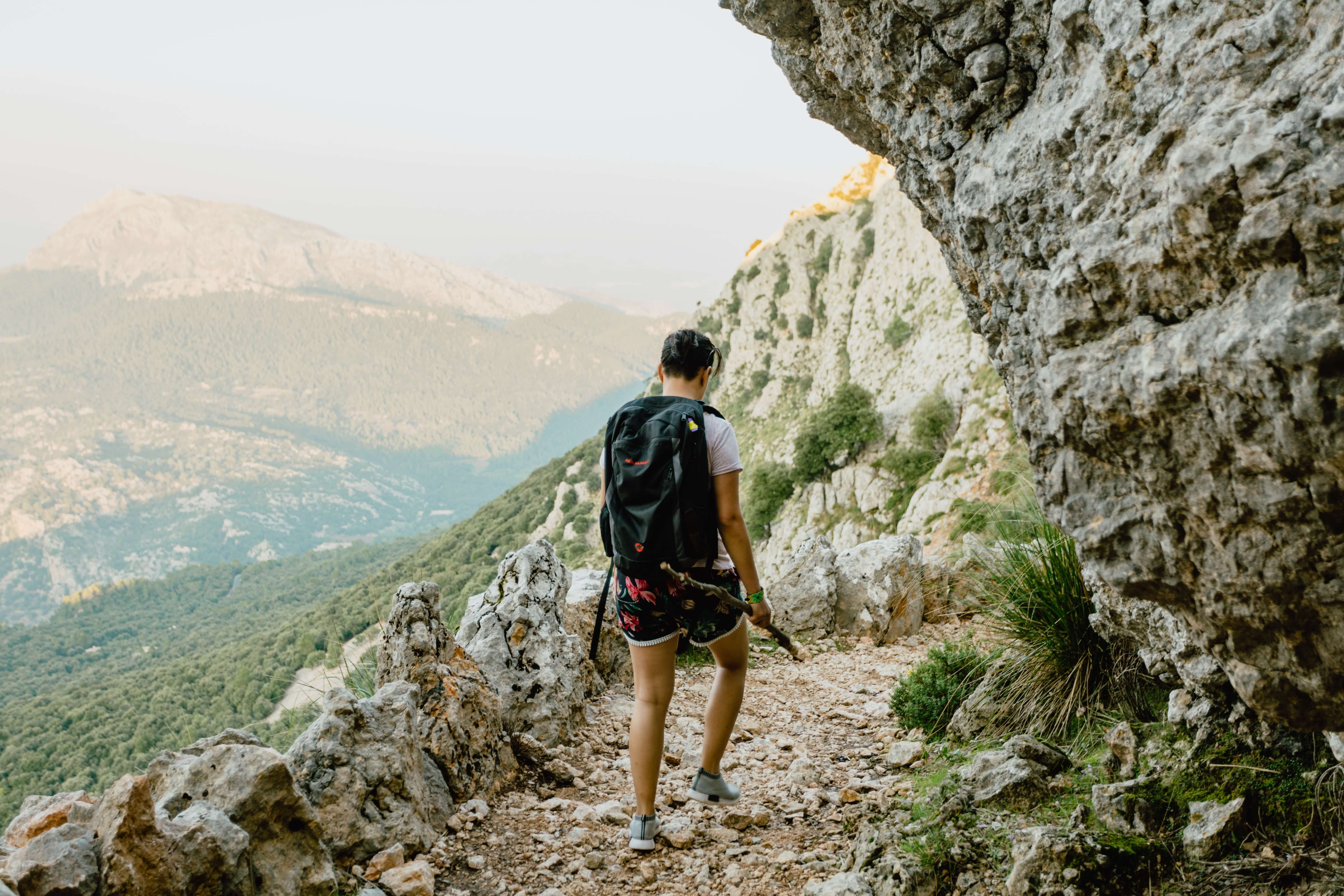 one of the adventure sports in spain is hiking