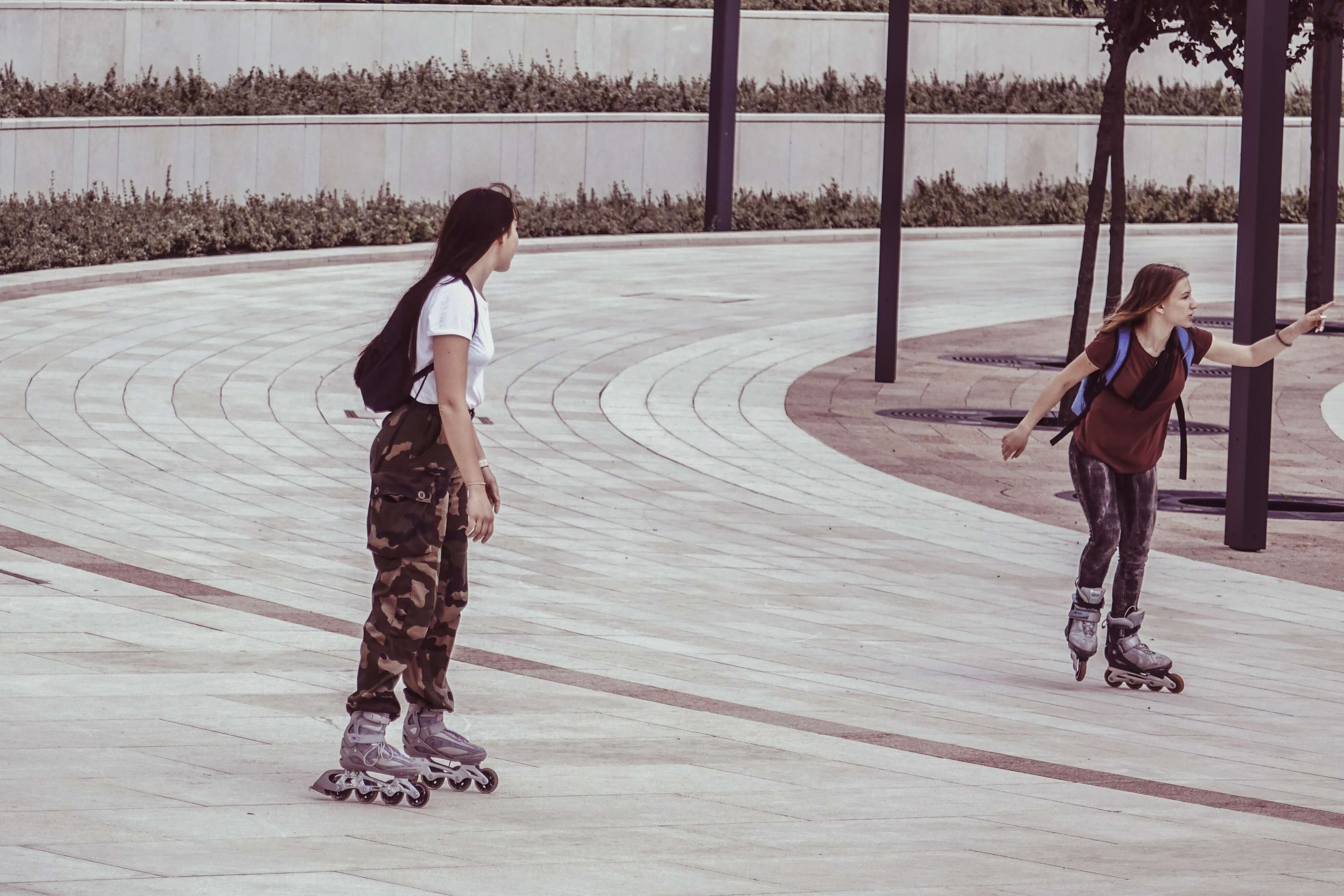 benefits of roller skating for kids