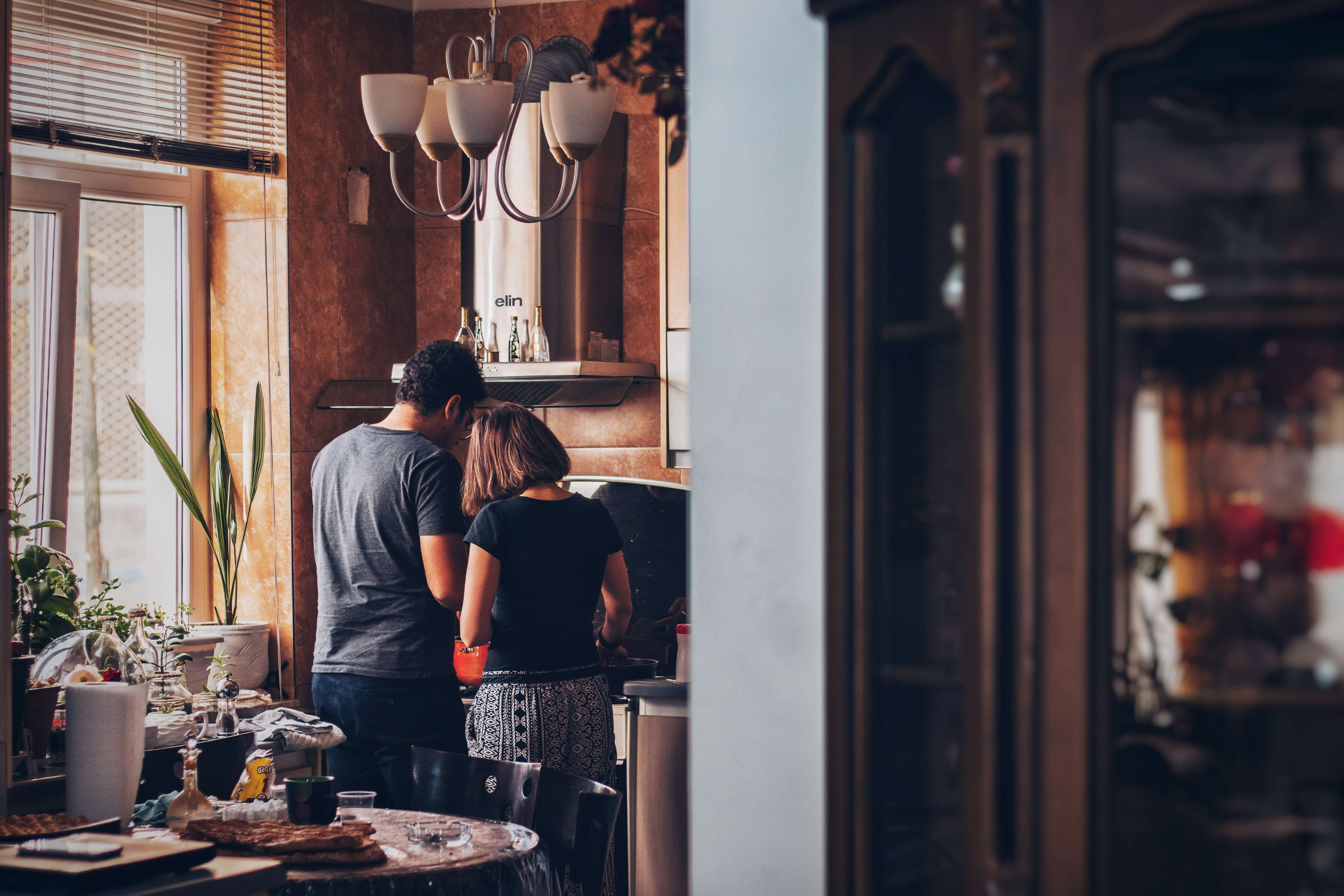 steps for buying a house with a great kitchen