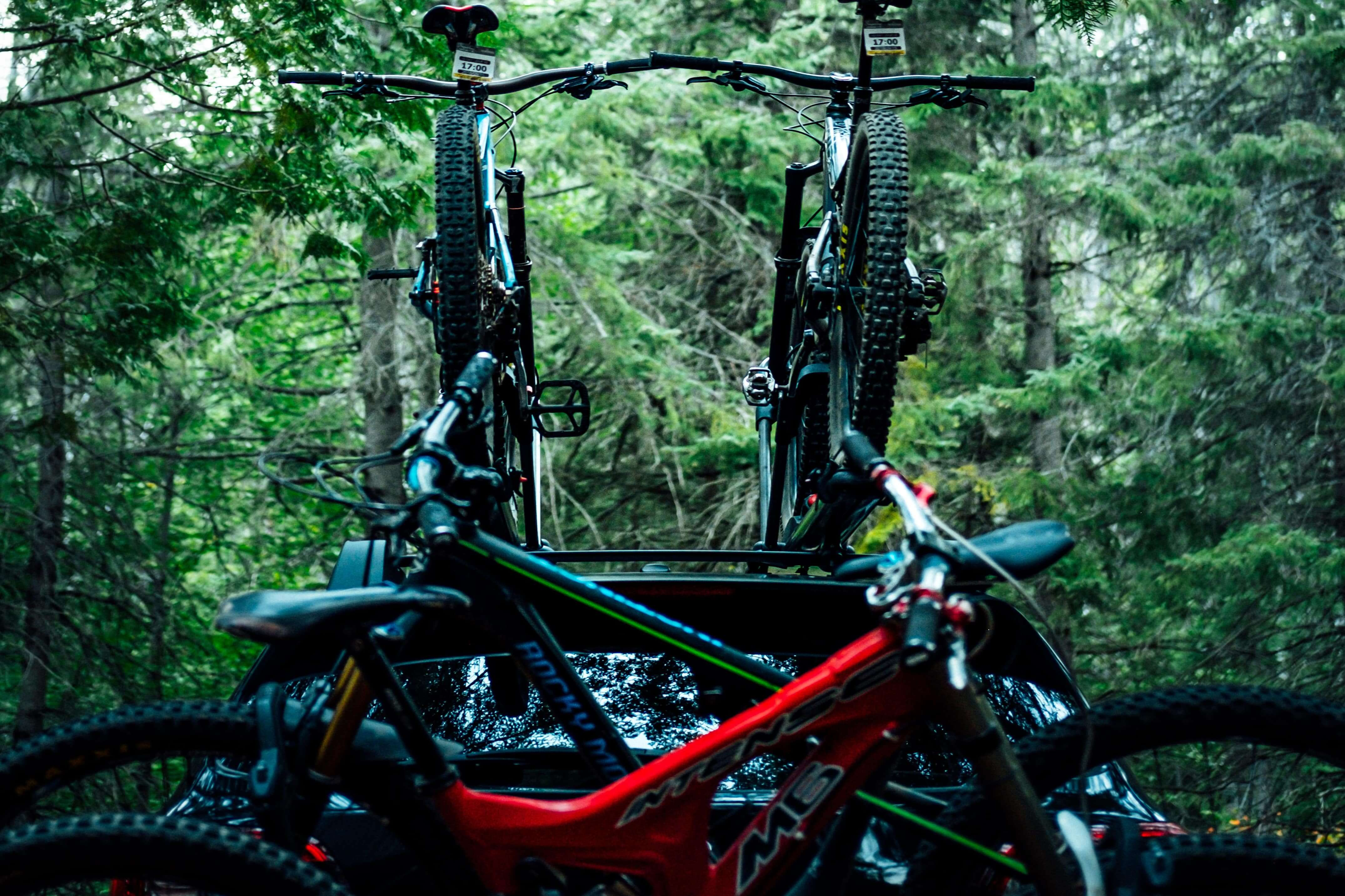 roof racks for the best way to carry bikes on your car