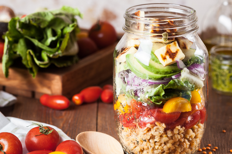eat healthy to stay fit in your busy lifestyle