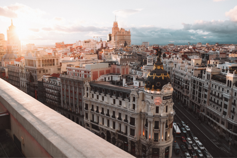 advice for moving to Madrid, Spain