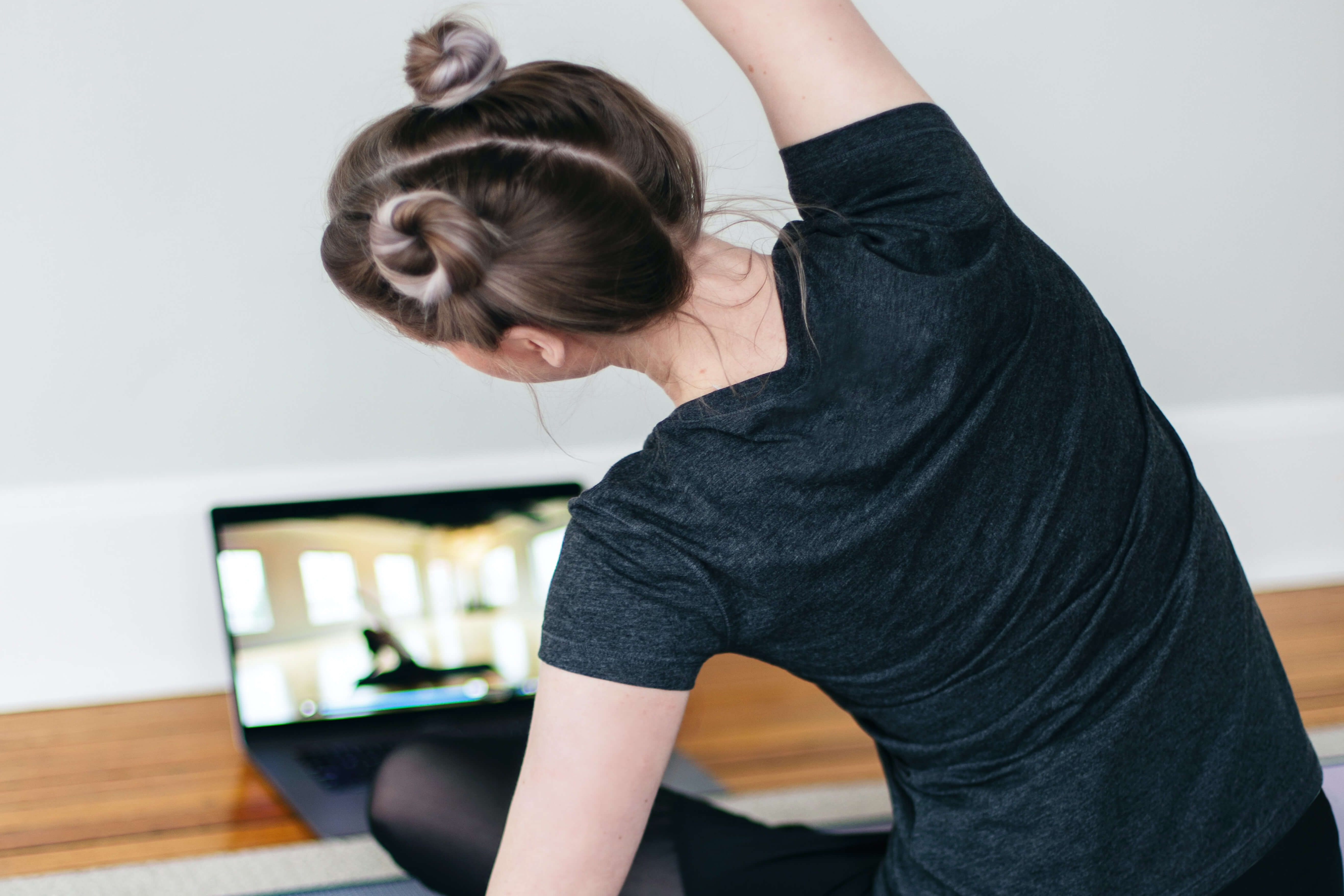 fitness classes at home for pilates