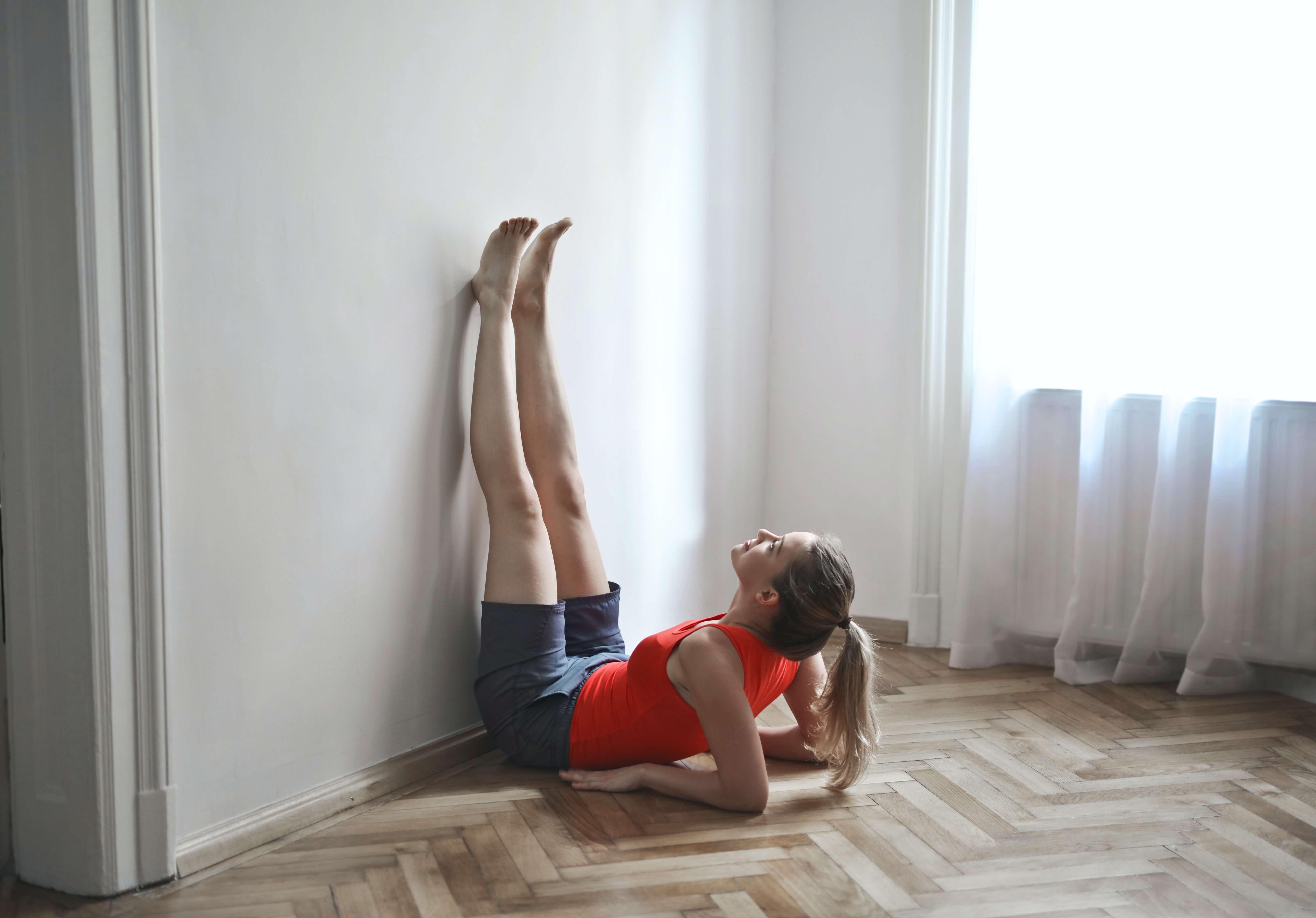 fitness classes at home for stretching