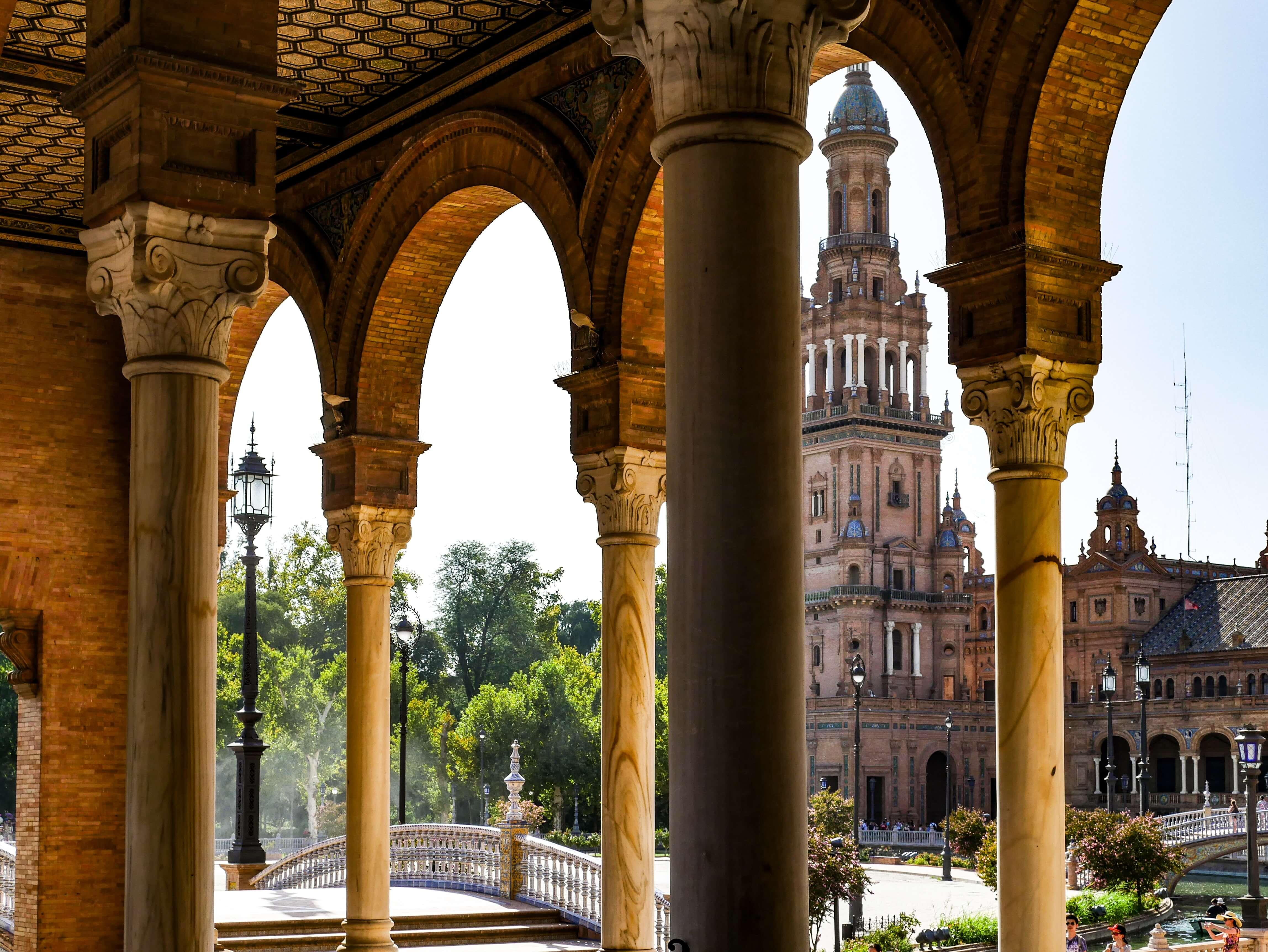 guide to sevilla plazas