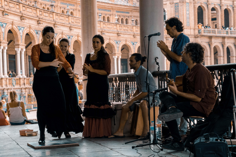 guide for seville sevillanas dance