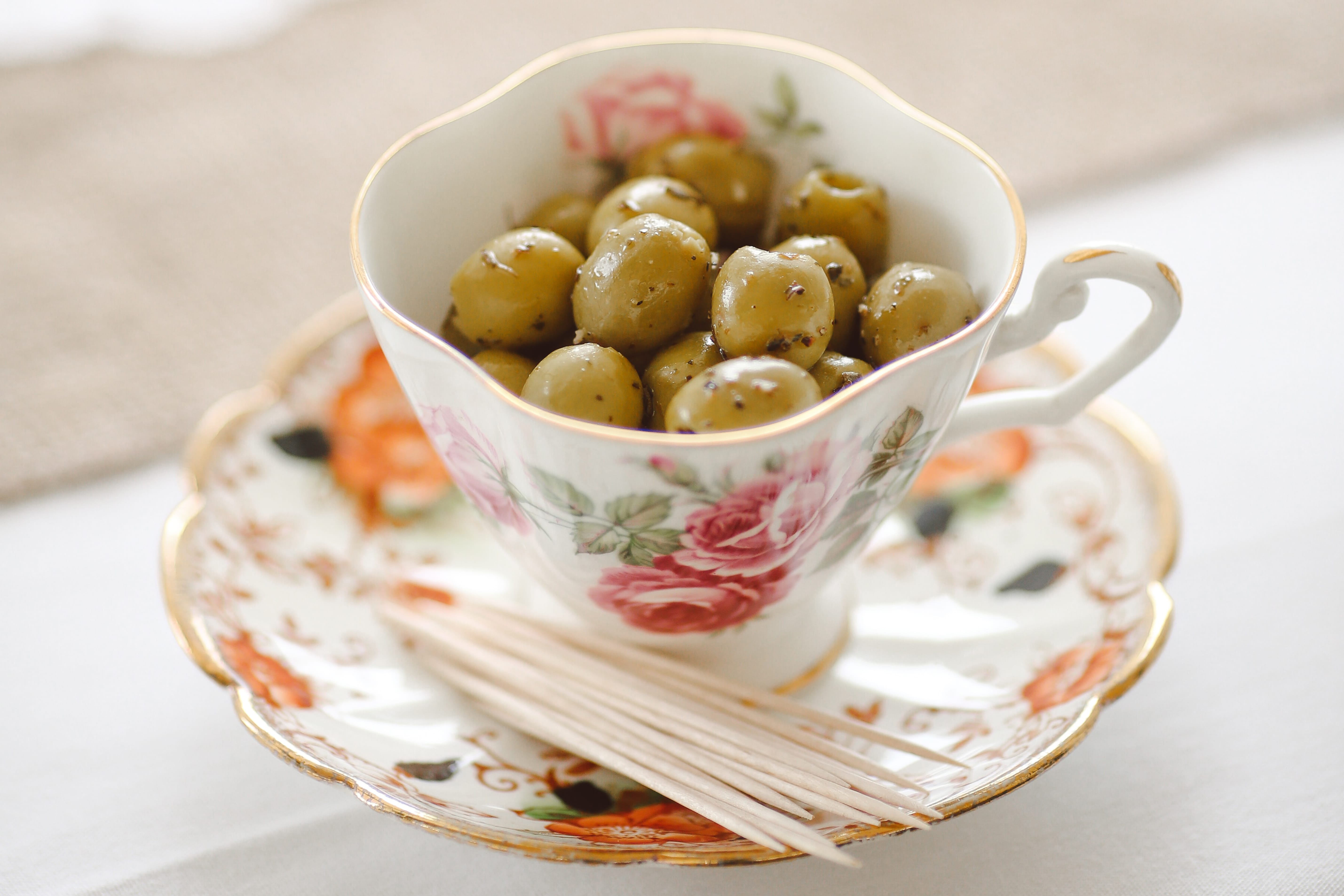 olives are one of the most healthy spanish dishes