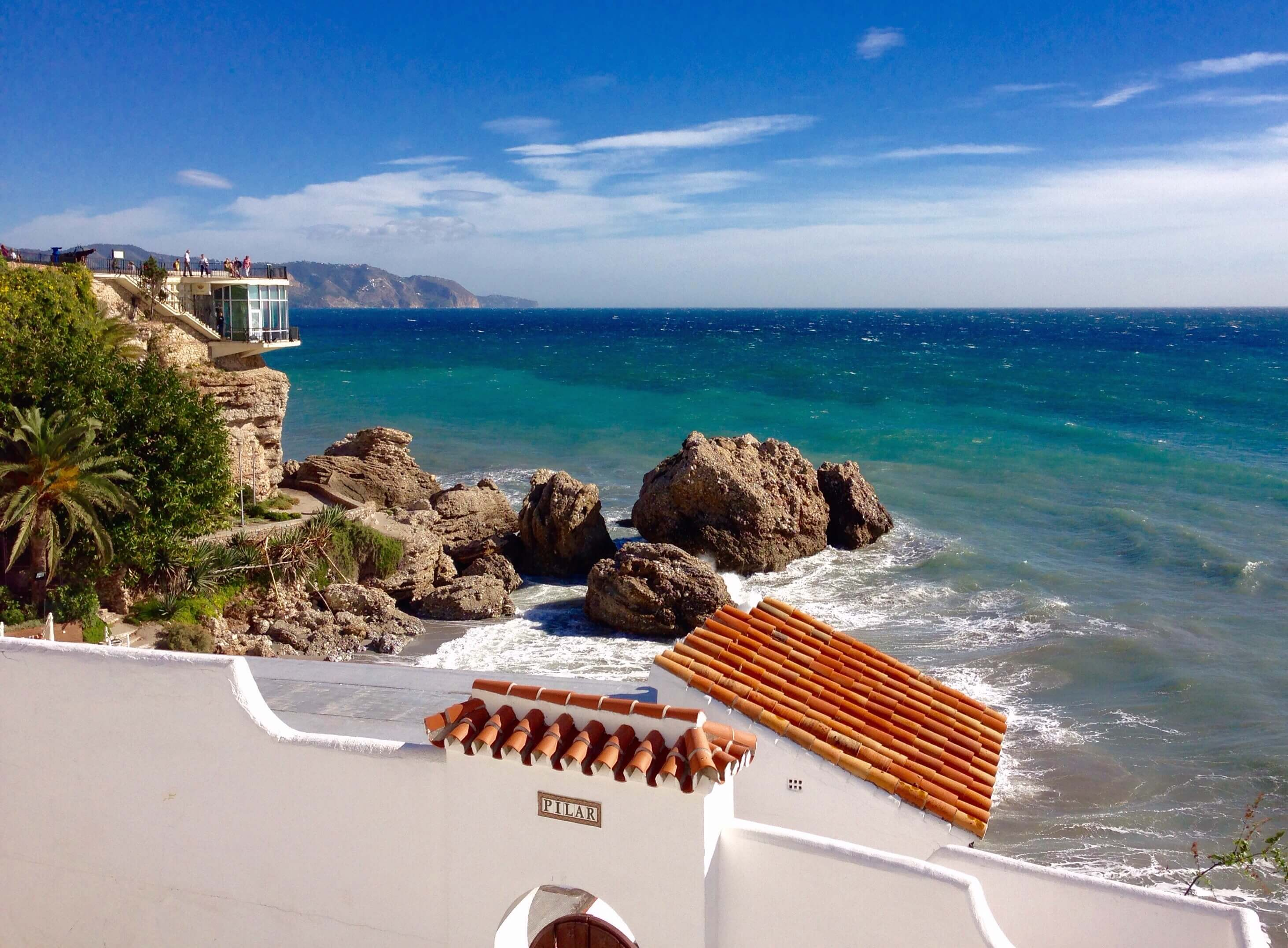 come with employment when moving to andalucia, spain