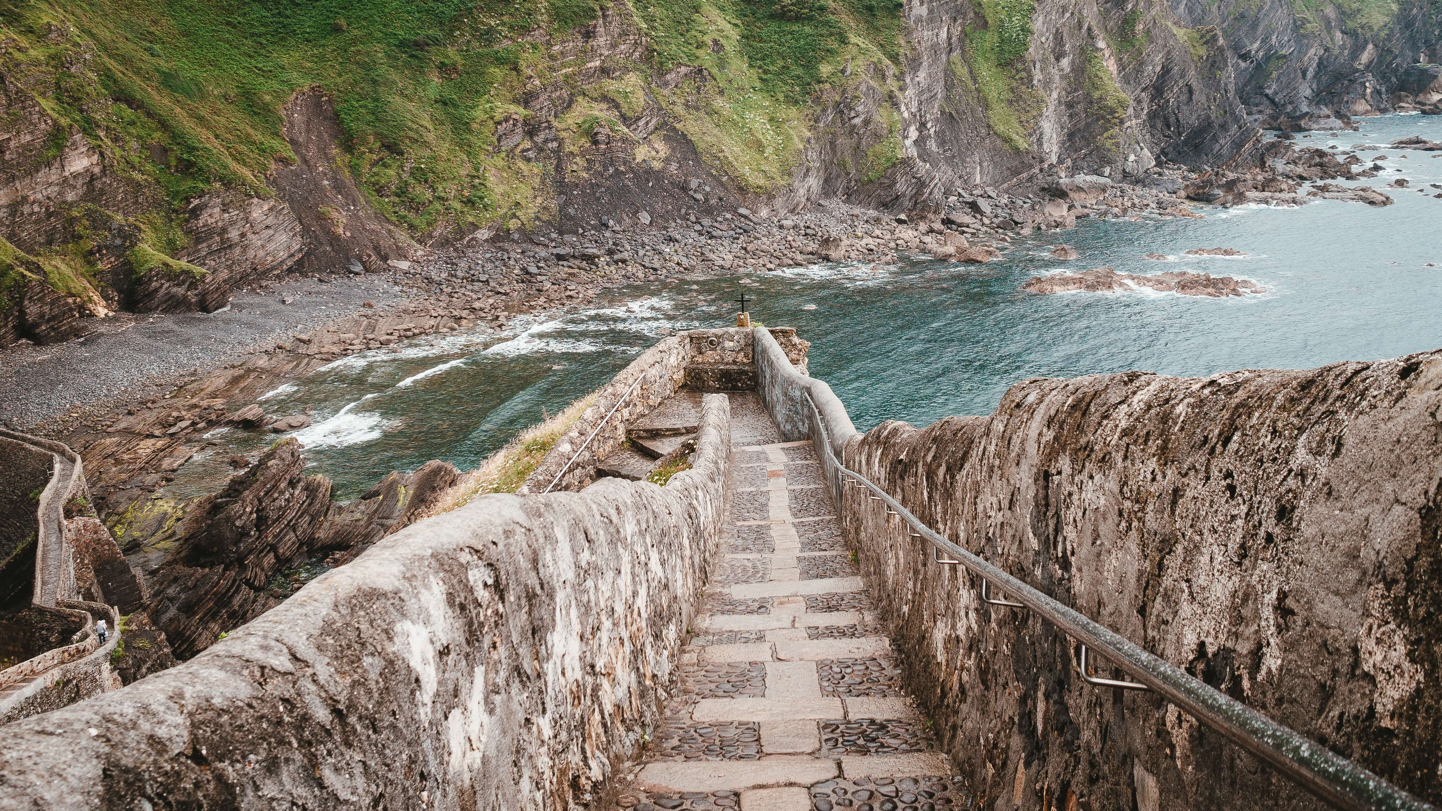 Gaztelugatxe is one of the best places to visit in spain