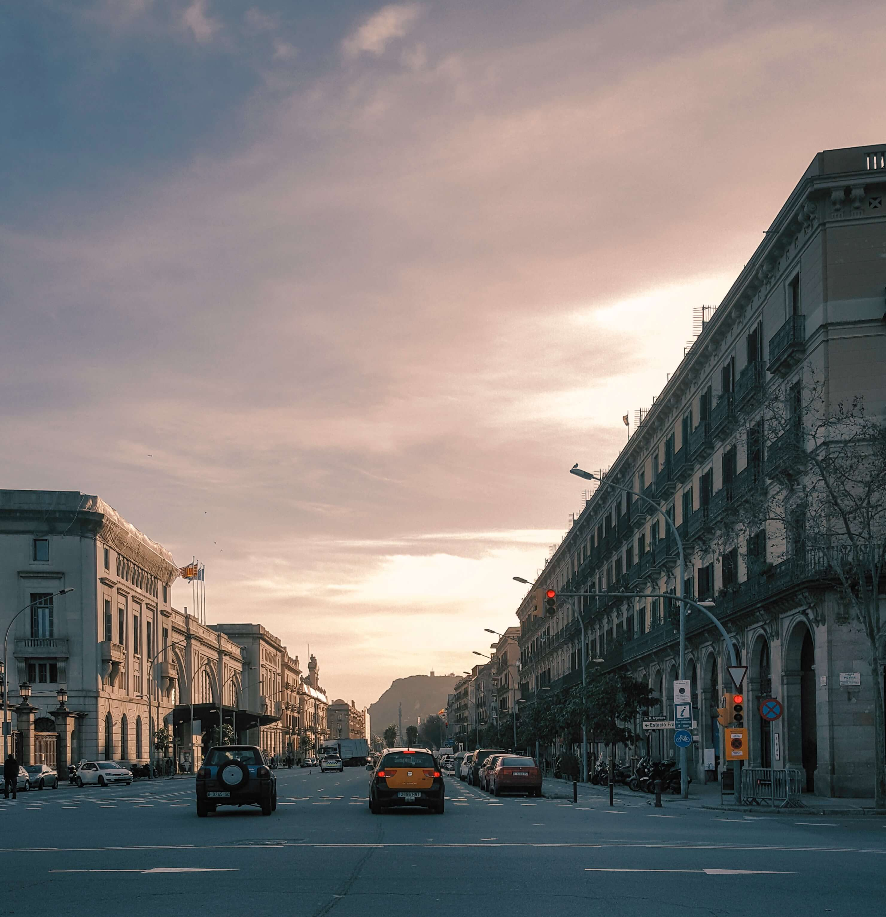 renting a car in spain with a us license for city driving