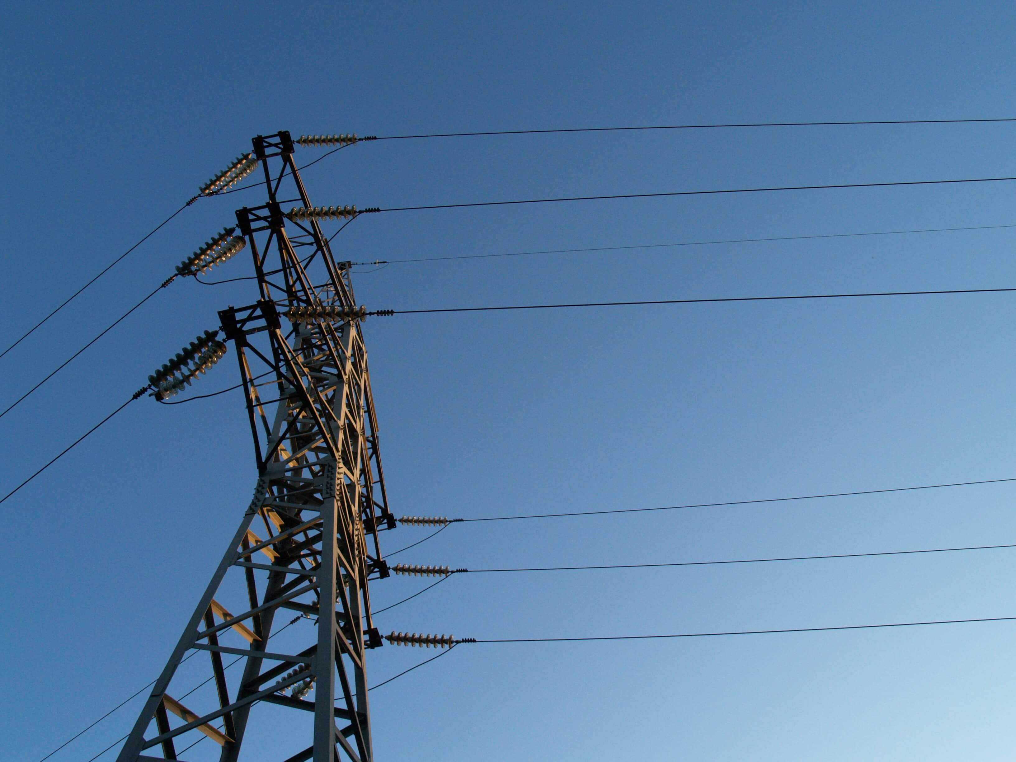 structure of spain electricity