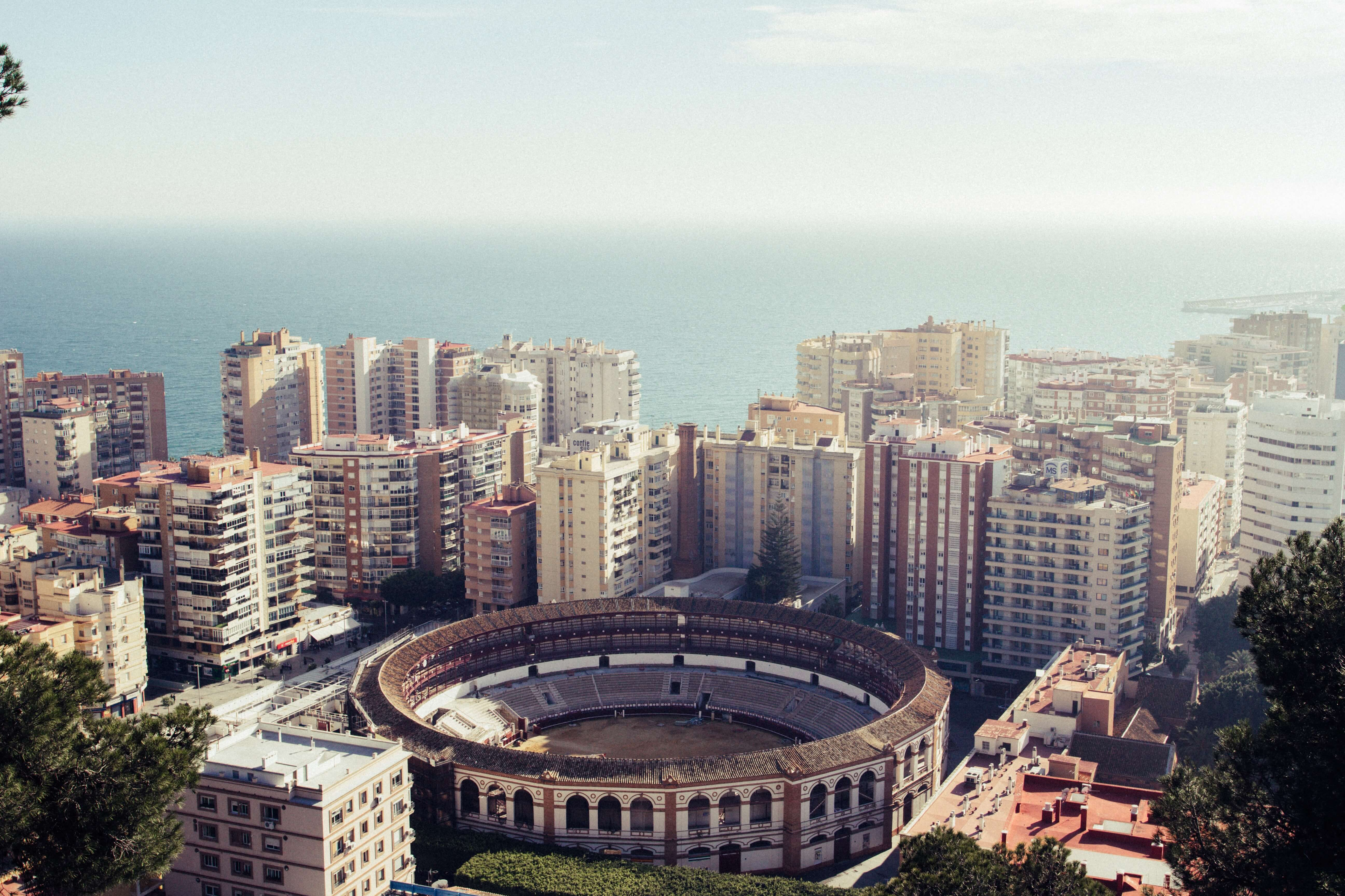 malaga is high on the list of our spain travel guide