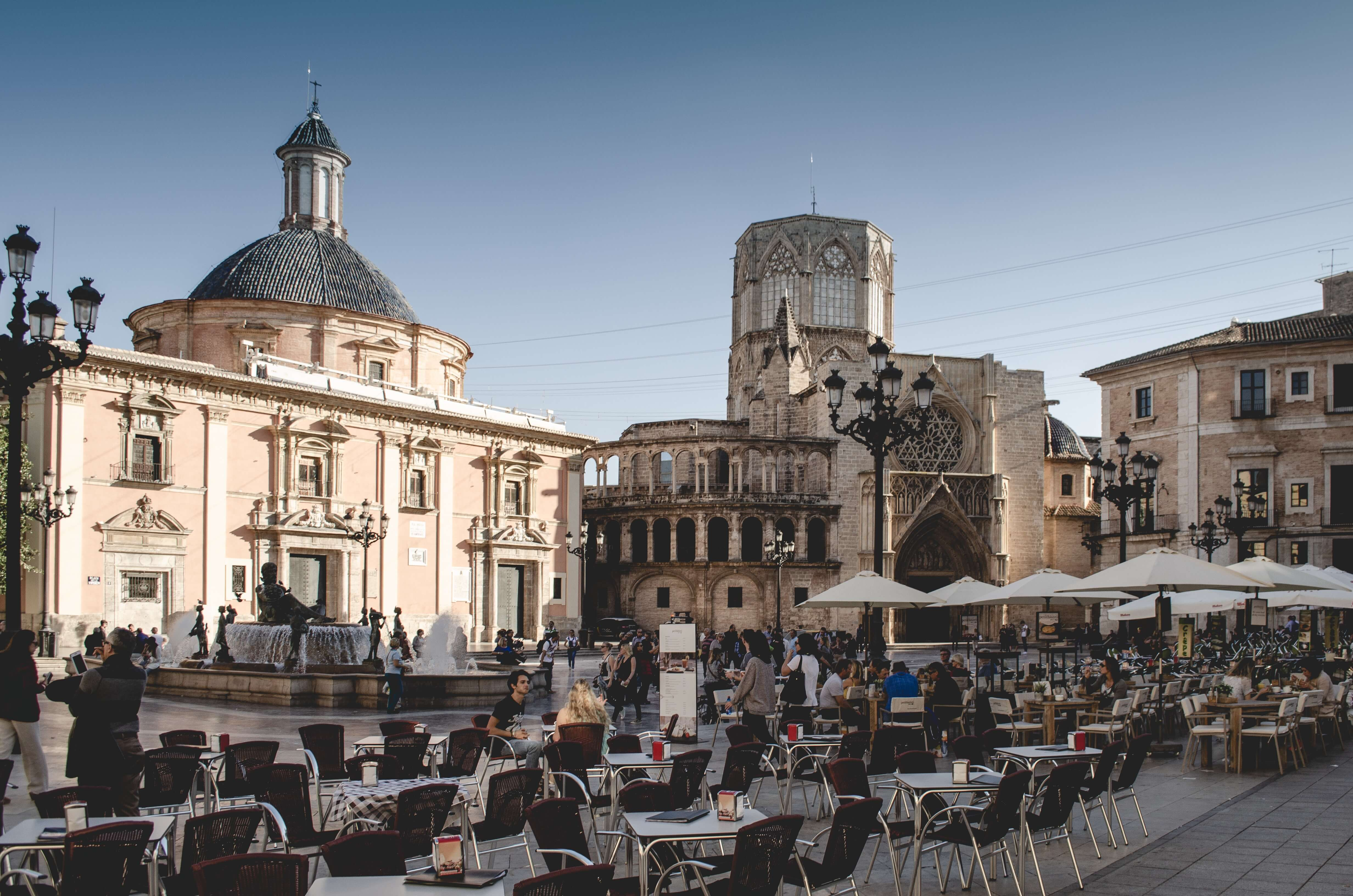 valencia is a fan favorite on our spain travel guide