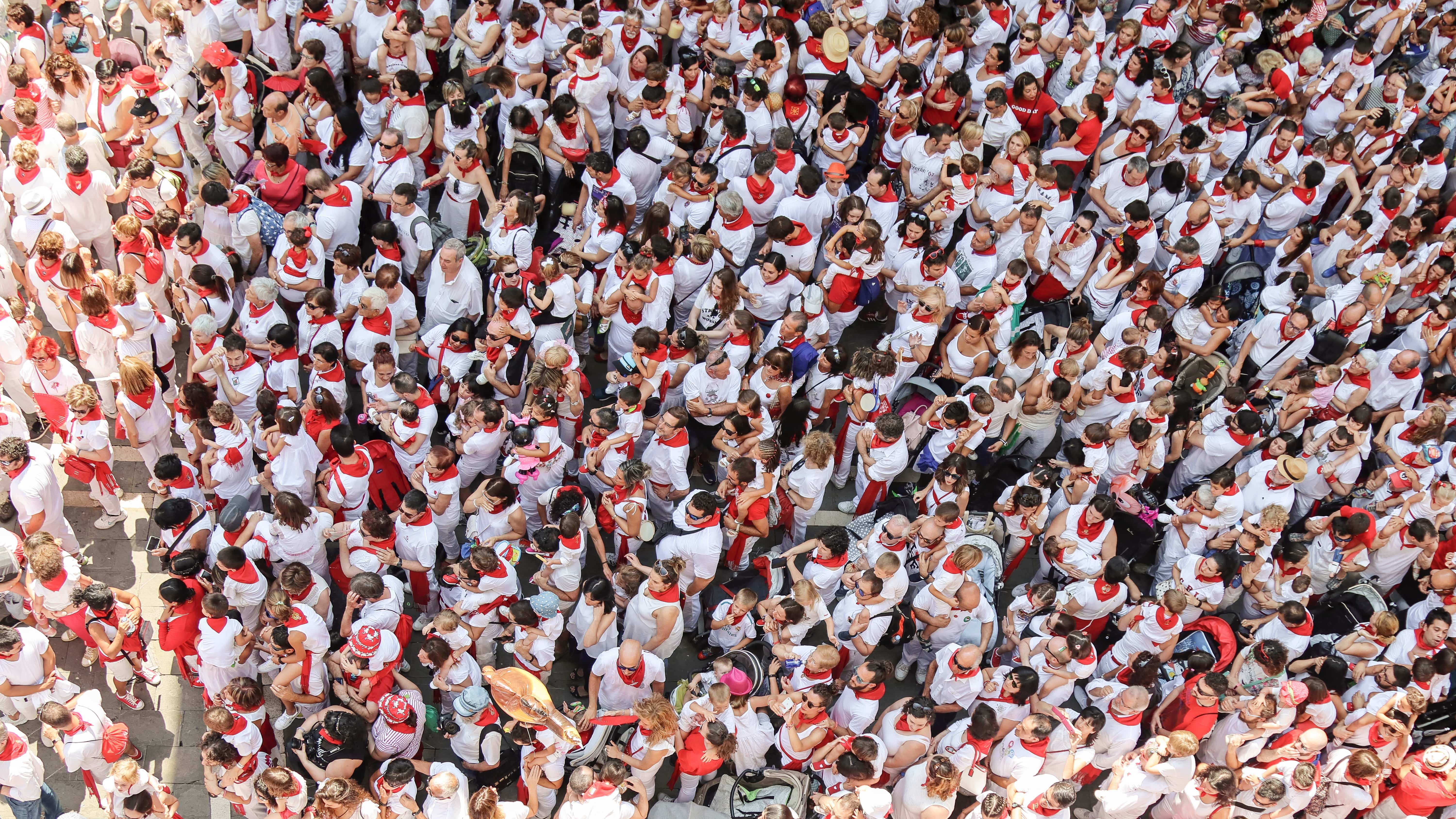 tips for visitors to spain should be to attend a local festival
