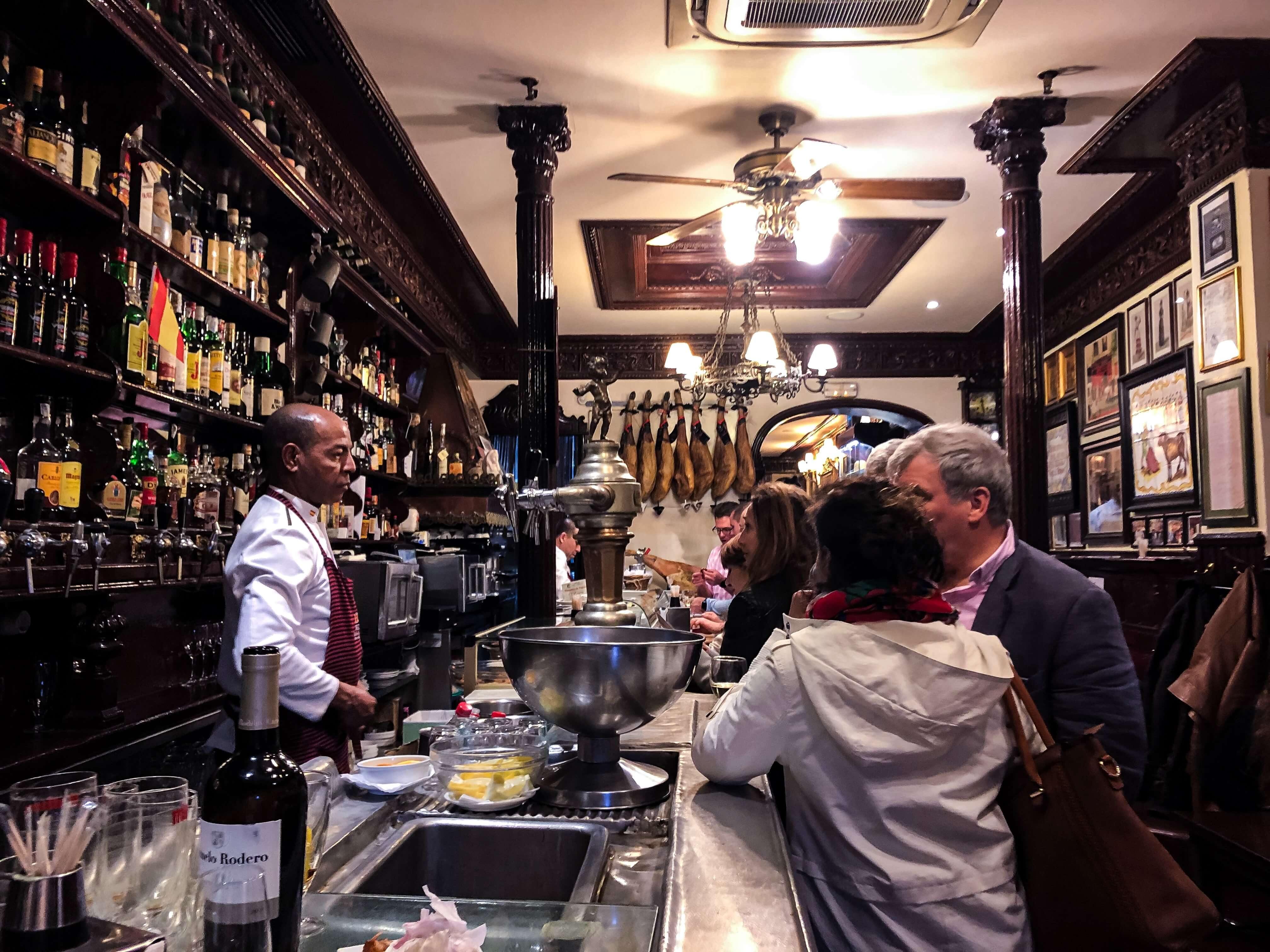 tips for visitors to Spain include adjusting your eating hours