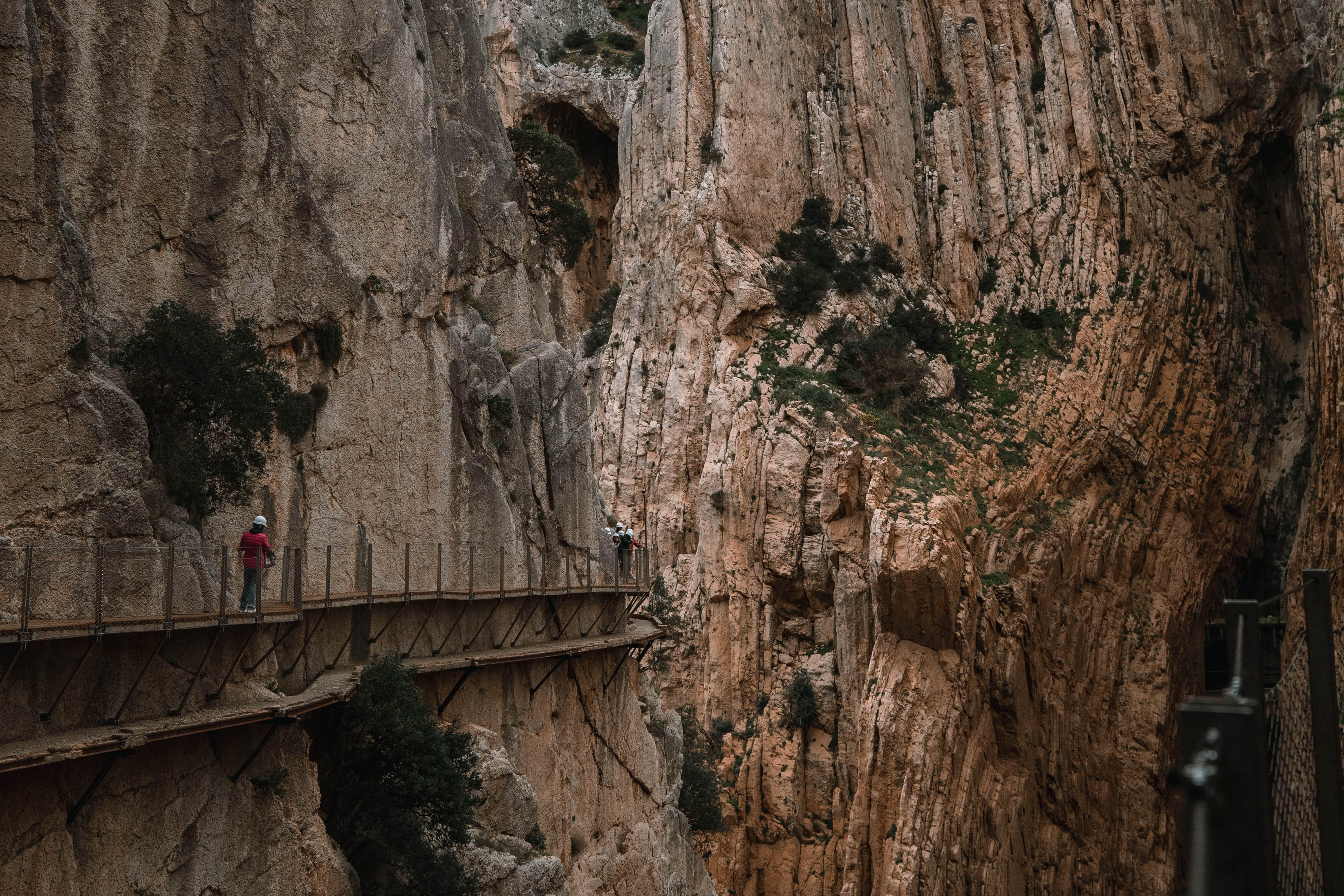 malaga guide to the caminito del rey