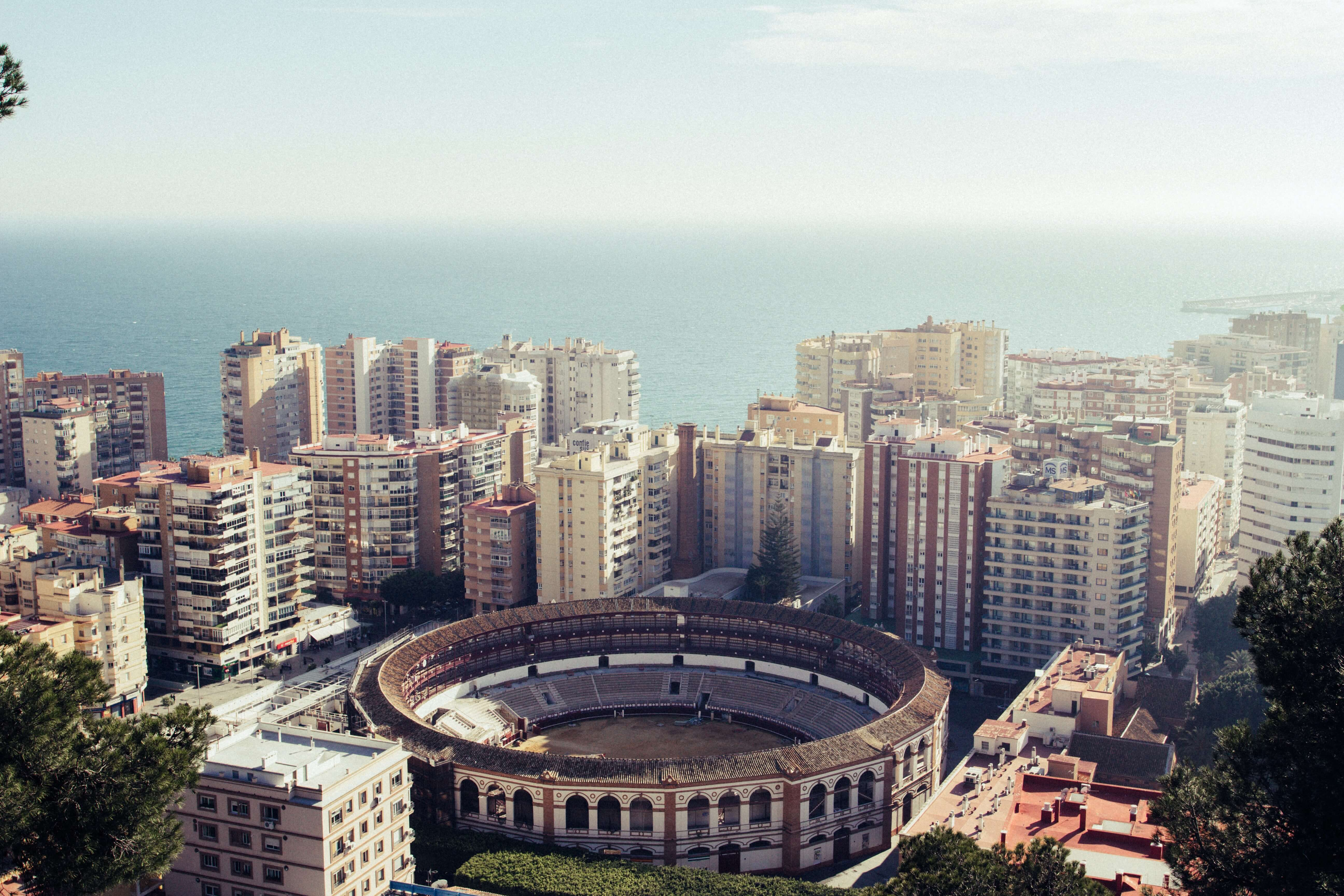 what to do in Malaga city center