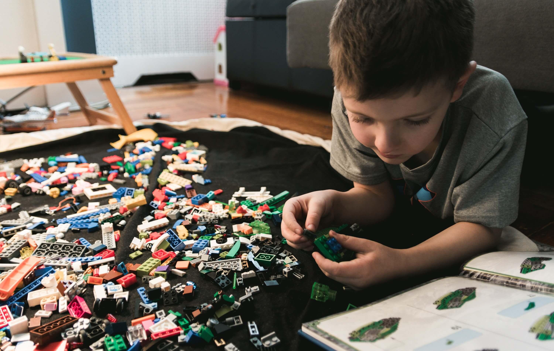 legos is an indoor activity for kids