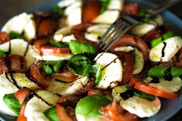 Mediterranean diet weight loss dinner