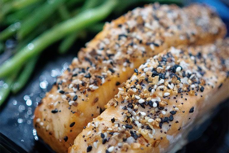 Mediterranean diet weight loss lunch