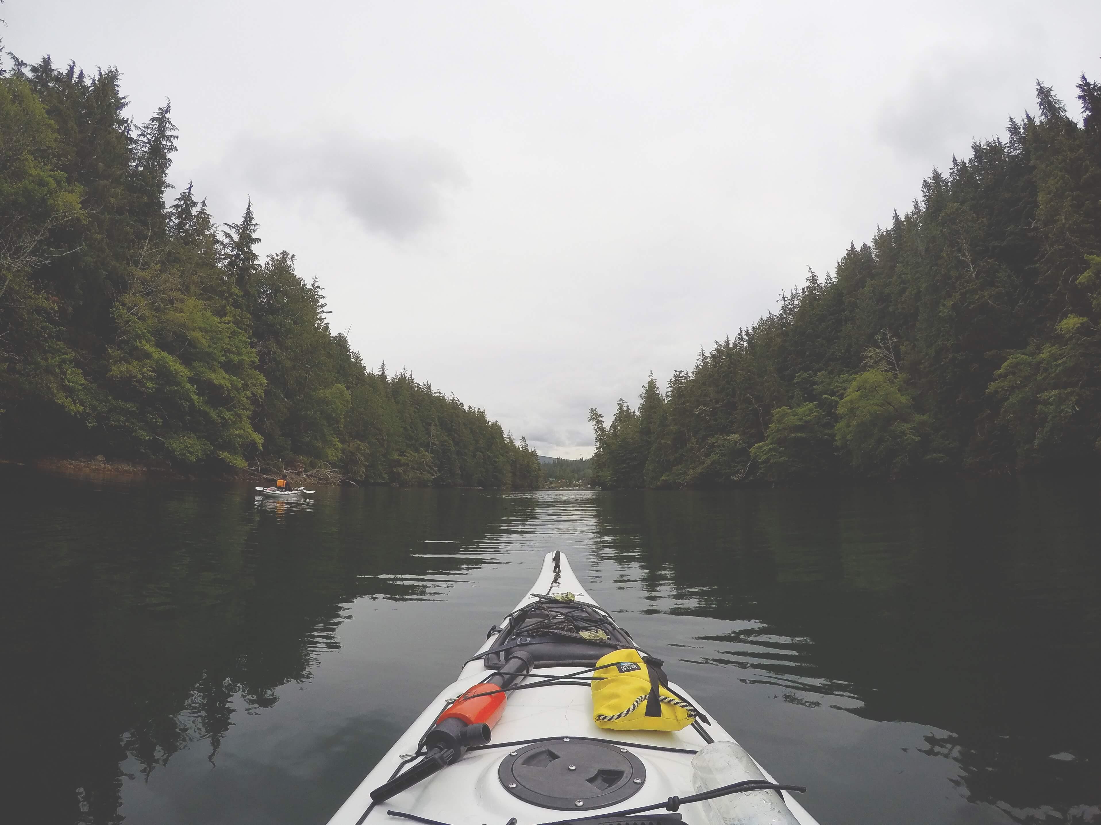 guide madrid for kayaking
