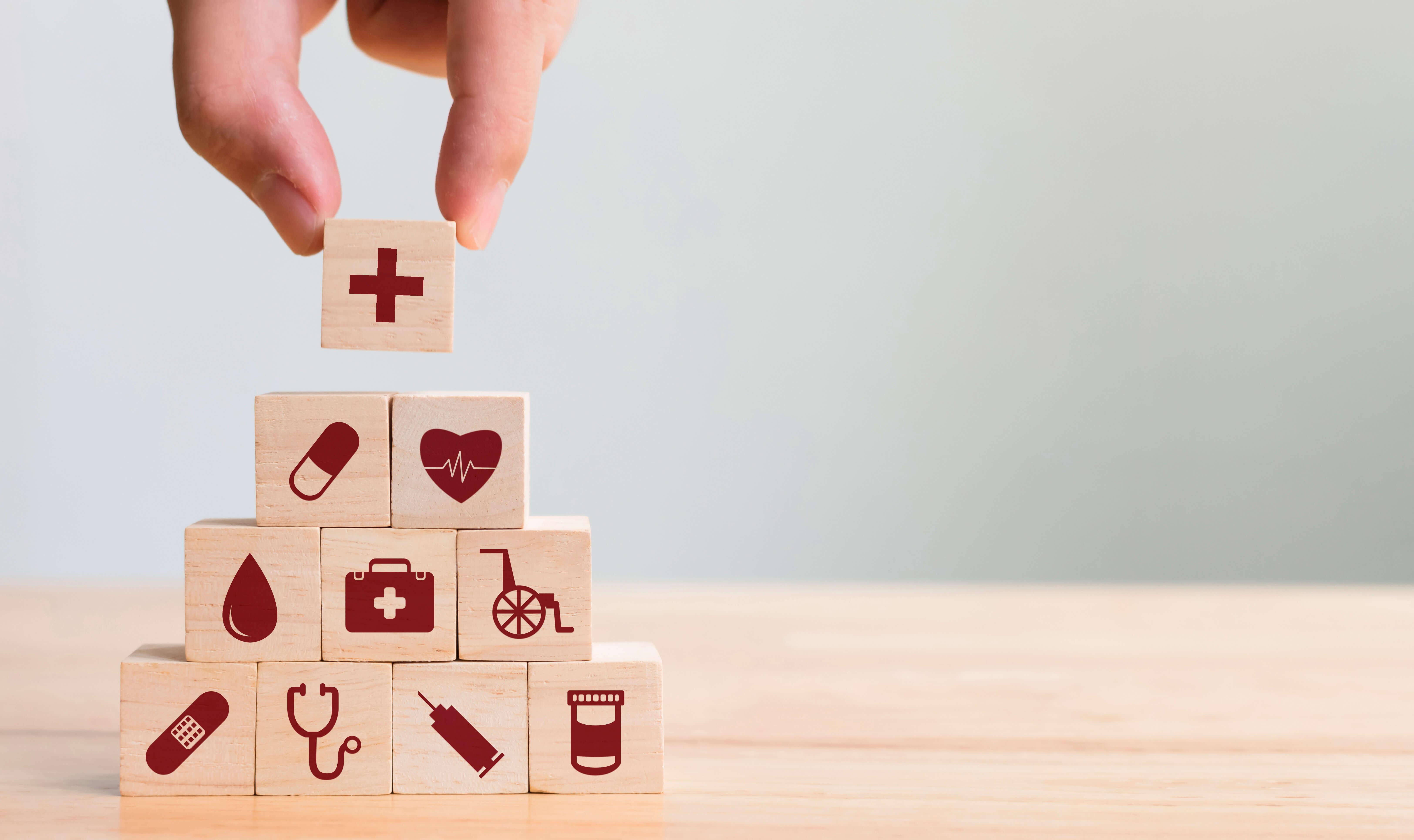 building blocks healthcare